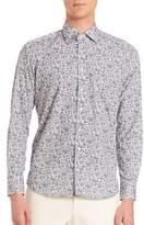 Etro Paisley Long Sleeve Shirt