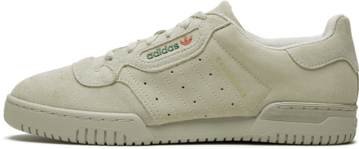 Adidas Yeezy Powerphase 'Clear Brown' Shoes - Size 5
