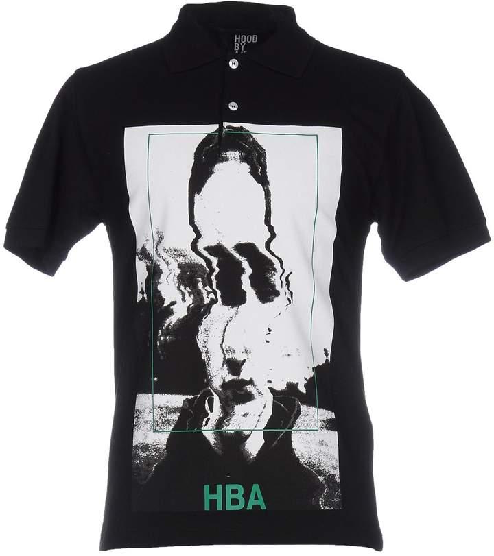 Hood by Air HBA Polo shirts