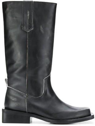 Ganni MC boots