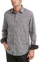 Robert Graham Dittmer Classic Fit Woven Shirt