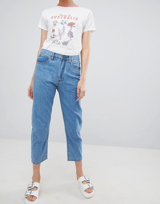 Ryder Vintage Mom Fit Jeans