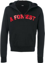 Raf Simons Forest hoodie