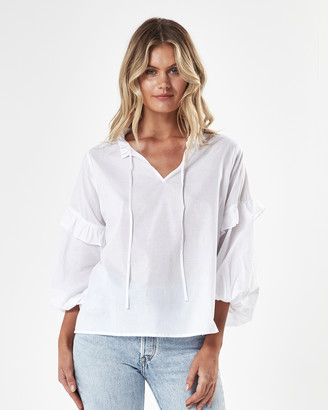 Charlie Holiday Daphne Blouse
