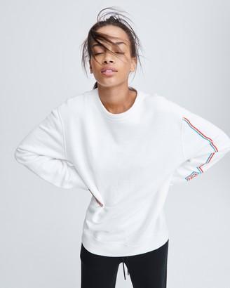 Rag & Bone Racer rb sweatshirt