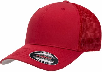 Flexfit Flex fit Trucker Mesh Fitted Cap