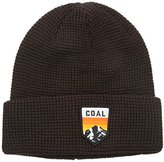 Coal Men's the Summit Waffle Knit Beanie Cuffed Hat