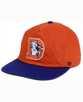 '47 Denver Broncos Marvin Captain Cap