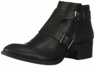 Kenneth Cole Reaction Women's Re-Belle Moto Bootie Motorcycle Boot