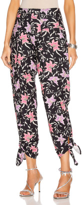 Isabel Marant Gaviao Pant in Faded Night | FWRD