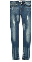 Hudson Kids 'Dolly' Skinny Jeans (Big Girls)