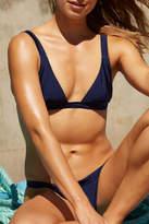 MinkPink Triangle Bikini Top