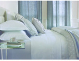 Yves Delorme PRISM SILVER QUEEN BED DUVET COVER 210 X 210 cm