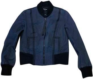 Christopher Raeburn \N Blue Cotton Jacket for Women