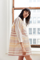 Mara Hoffman Patch Pocket Mini Dress