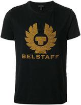 Belstaff logo print T-shirt - men - Cotton - L