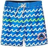 Gap Sharks and waves swim trunks