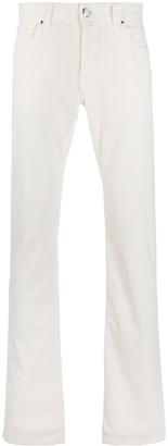 Jacob Cohen Comfort Fit straight leg corduroy trousers