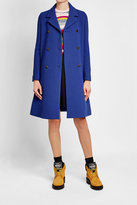 Vanessa Seward Virgin Wool Coat