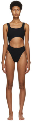 BOUND by Bond-Eye Black The Maya One-Piece Swimsuit