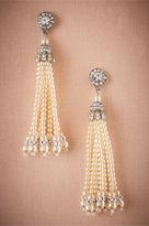 BHLDN Theda Tassel Earrings