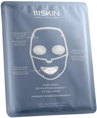111SKIN Five Sub Zero De-puffing Energy Masks