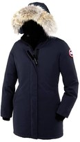 Canada Goose Women's Victoria Down Parka With Genuine Coyote Fur Trim
