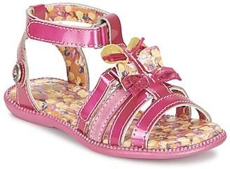Catimini CALANDRITE girls's Sandals in Pink