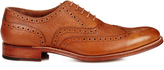 Grenson Dylan grained-leather brogues