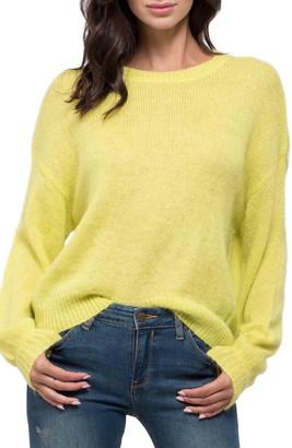 Blu Pepper Crewneck Relaxed Sweater