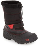 The North Face Kid's 'Alpenglow Extreme Ii' Waterproof Snow Boot