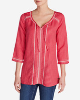 Eddie Bauer Women's Vista Point Dobby Tunic