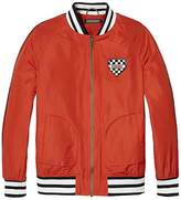 Tommy Hilfiger TH Kids Heart Tommy Bomber Jacket