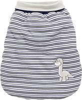 Schnizler Baby Strampelsack Nicki Dino Mit Elastischem Umschlagbund, Oeko Tex Standard 100 Sleeping Bag