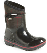 Bogs Plimsoll Prince of Wales Waterproof Boot