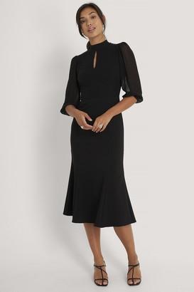 Trendyol Carmen Detailed Midi Dress