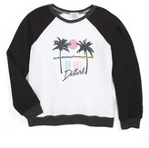 Wildfox Couture Girl's Do Not Disturb Graphic Sweatshirt