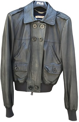 See By Chloã© See By ChloA Navy Leather Jackets