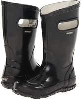 Bogs Glosh Solid Rain Boot Kids Shoes
