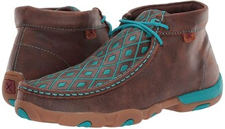 Twisted X WDM0072 (Bomber/Turquoise) Women's Boots