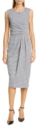 Max Mara Venezia Sleeveless Sheath Dress
