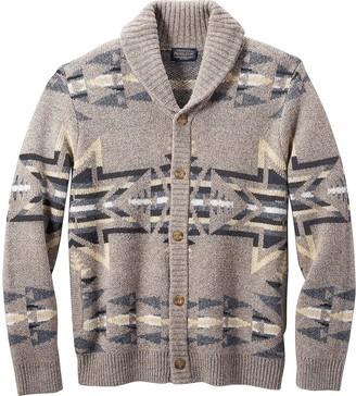 Pendleton Shetland Shawl Cardigan - Men's