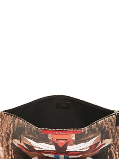 Givenchy Tribal Girl Large Pouch