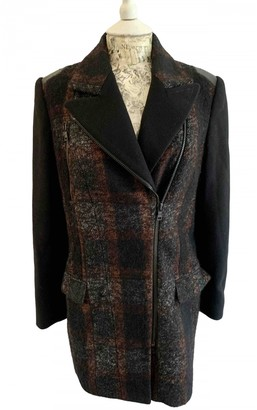 Edun Brown Wool Jacket for Women