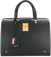 Thom Browne Pebbled Leather Mr. Thom Bag