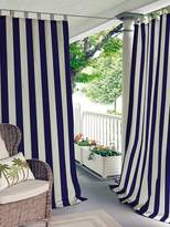 Elrene Home Fashions Highland Stripe Window Curtain Panel