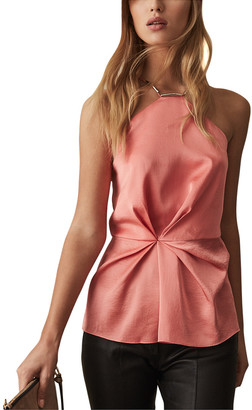 Reiss Leandra Halter Going Out Top