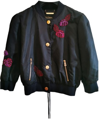 Juicy Couture Blue Jacket for Women