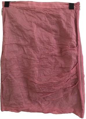 Yigal Azrouel Pink Skirt for Women