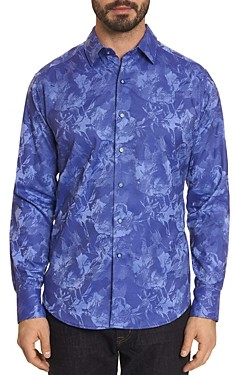 Robert Graham The Rose Floral Classic Fit Button-Down Shirt